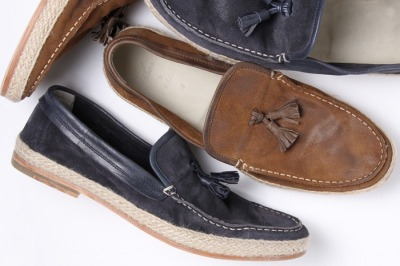 July 4th-wear to the Hamptons urbanemenswear:  N.D.C. Tasseled Espadrilles