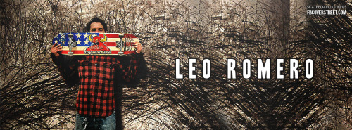 Leo Romero Facebook Covers