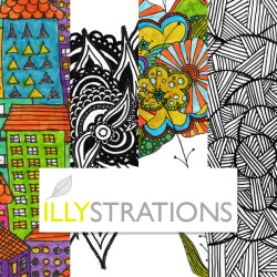 Ileana Hernandez illystrations I'm a Los Angeles based graphic designer and a professional (or I like to think) doodler.