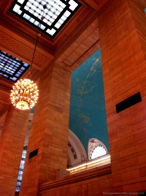 Inside Grand Central Station, NYC
