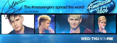 coltonfacts:  #Messengers Spread The Word
