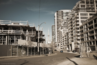 "by Jeremy Bernatchez - ""Progress"" - Toronto, Canada - April 2012"