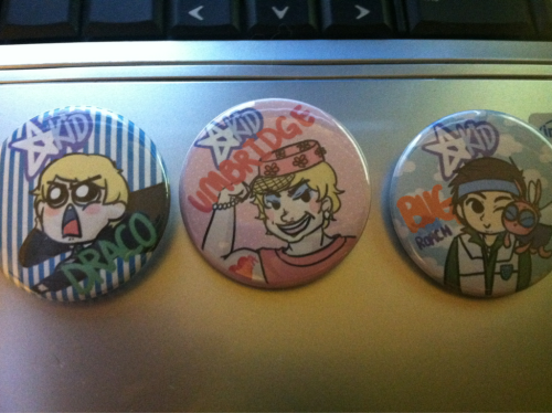 superblyjinn:  StarKid button designs! refer to this post for more information! also visit my buttons tag for more designs!  check out jin's buttons, guys o/