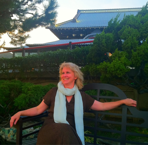 Dormauz at Yamashiro in Los Angeles