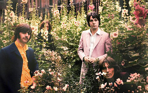 bohemea:  The Beatles by Tom Murray, 1968