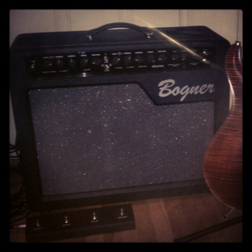 What do we have here?  Bogner… mmmmm (Taken with instagram)