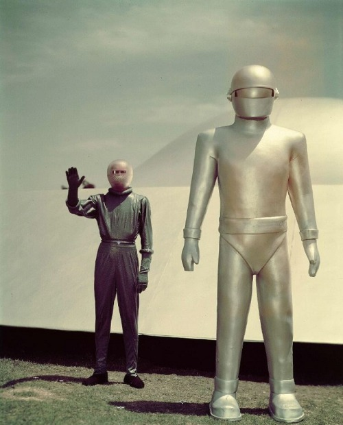 oldhollywood:  The Day the Earth Stood Still (1951)