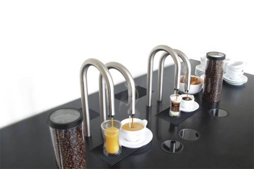 An Extraordinary Coffee Machine - TopBrewer by Scanomat