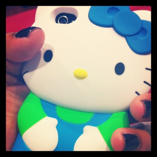 Dear people of Hong Kong, please make a Keroppi iPhone case just like this. I'd buy 3. Sincerely, me. #ThisShitJustGotSerious #hellokitty #HK #obsession (Taken with instagram)