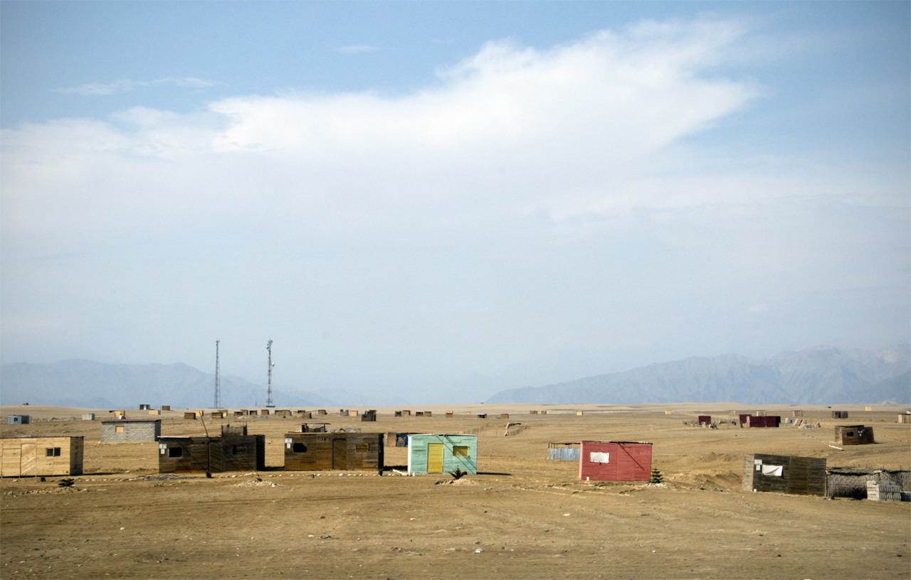 Nowhere Towns, Invisible People On the Road, Peru - © Diego Cupolo 2012