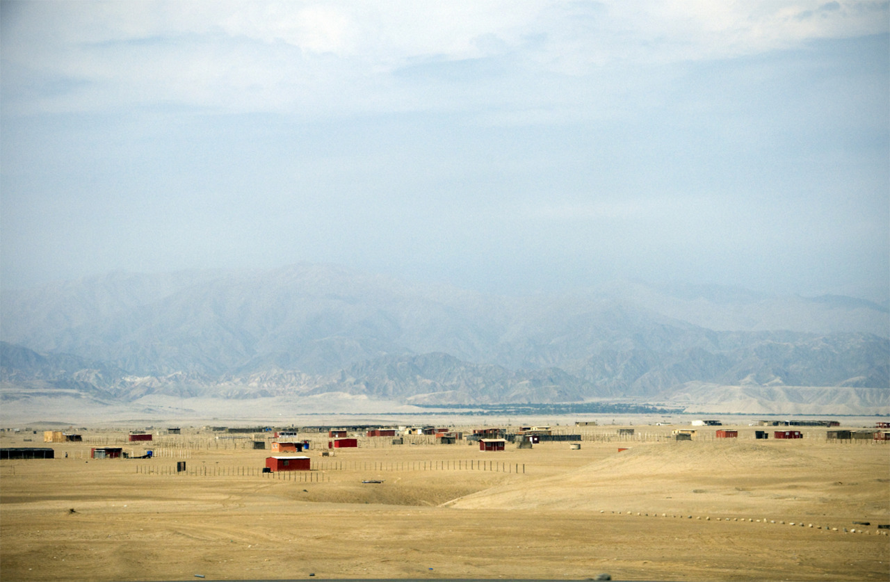 Invisible Towns, Nowhere People On the Road, Peru - © Diego Cupolo 2012