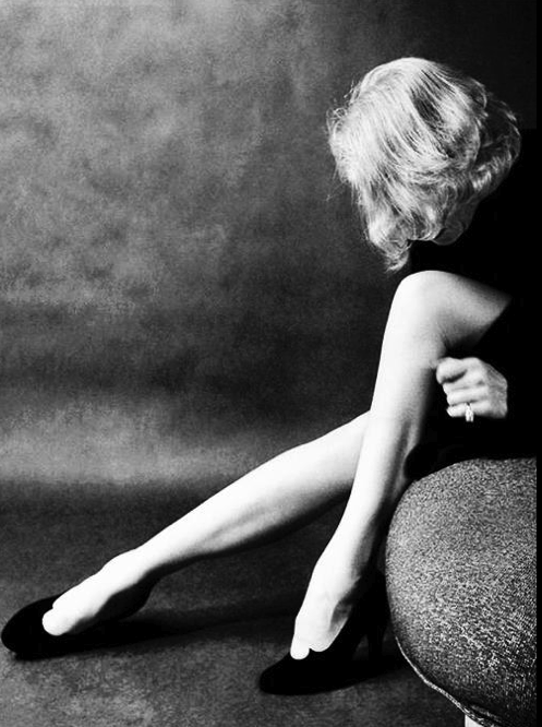 Marlene Dietrich by Milton Greene, 1952 (via  Decaying Hollywood Mansions)