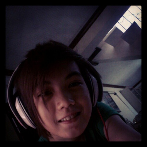 le me tryin' instagram  (Taken with Instagram at Javier's Residence)