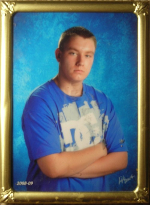 This dude is a straight-up thug.  Framed photo bought at Goodwill, can't imagine why somebody would donate this but their loss is my gain!