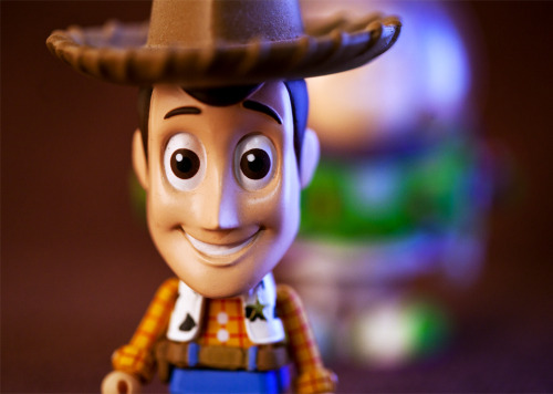 It's mini Woody!