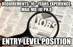 funny-memes-blog:  How an Unemployed Person Sees Job Hunting