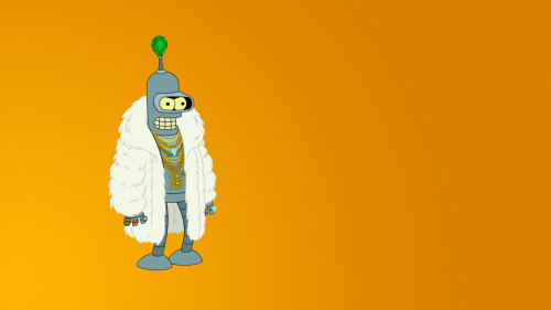 futurama-pictures:  Pimp Bender