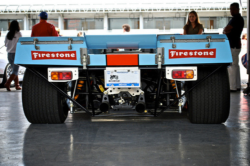 carpr0n:  How low can you go? Starring: Porsche 917 (by Karma Motorsports (Speedin'))