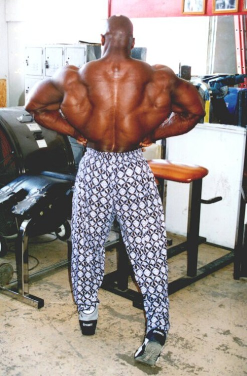 muscle-tear:  Ronnie Coleman