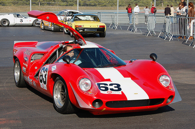 Lola T70 MkIII  Lola T70 MkIII - 1967 - Proto 1 by jfhweb on Flickr.