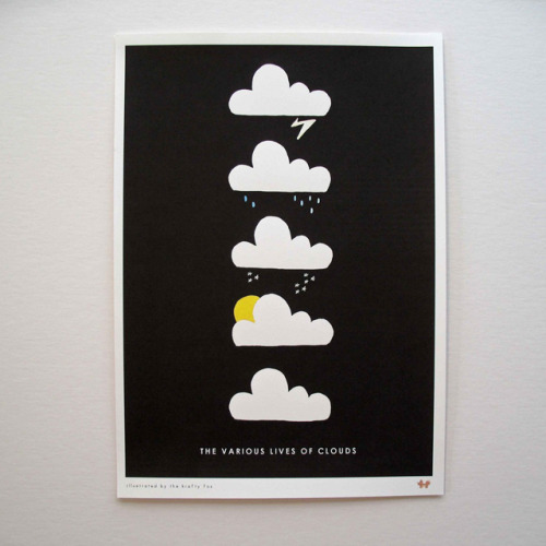 The Various Lives Of Clouds