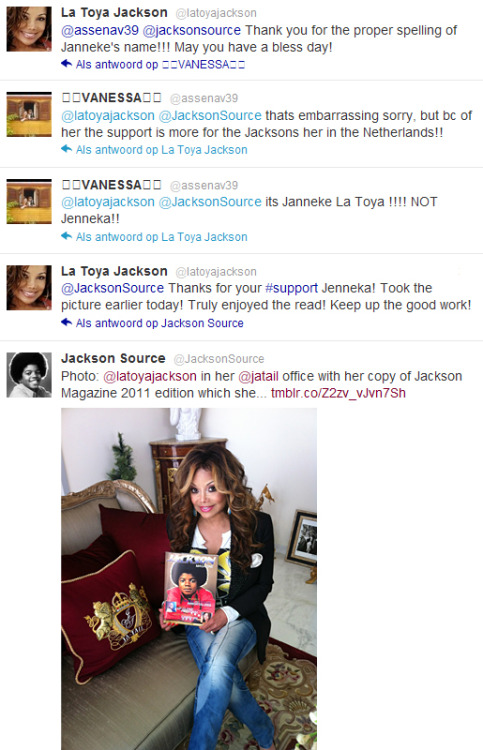 Love this! Thanks @latoyajackson, thanks @assenav39, thanks @jatail! #funny #sweet #thanks