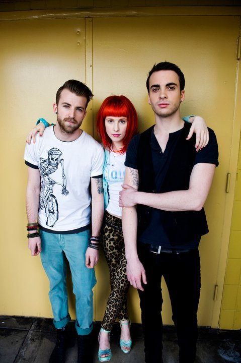 "An update from Hayley Williams about the 4th Paramore album can be found below: ""It's April… Honestly, I don't believe how fast the months go by anymore. The older I get the faster time flies. The other day I was looking at my calendar from last year (which was, admittedly, a lot less full than I had hoped it would be…) and thinking of how I was dreading how slowly it might go by. I've never known what it's like to be home for more than a few weeks at a time that absolutely nothing is going on. The only thing I could think about was if we could snap our fingers and make the 4th album happen so that the next time I looked up, we'd be back on a stage somewhere and not sitting around at home. But you can't just make things like that happen. For something to be great, there has to be some kind of trial or some type of struggle that actually makes it special or valuable to you. Otherwise, anything could be easily taken for granted. There's no reason to lie about it, the first few months of writing were ridiculously draining and a lot more of a pain than a pleasure. It was supposed to be fun right? We made it all the way to this point to just struggle some more. So, you can probably imagine that when the flood gates burst this past January and inspiration started filling us up again, we were more than willing to let it take us wherever it wanted. We've written a lot of songs I never thought we would write. And we aren't done yet! The writing will continue even as we enter the studio… Which, of course, is what I'm writing you about right now. The guys and I went in to record a song for our 4th album about a week and a half ago. Except that we weren't exactly sure how it was going to go or that the end result would be something we actually wanted to use, it was all very exciting. At the end of our time in the studio, it was clear to us that this was definitely right! So without delaying any longer, we would like to announce that our 4th album's producer is Justin Meldal-Johnsen. And what the heck, we might as well tell you that the one song we recorded will be called ""Daydreaming"". (It's the one we ""tweeted"" about writing in a hotel room in LA back in Feb). In case you can't tell, we're working on a pretty strange schedule, by our standards. There has never been so much time and care put into a Paramore album. Usually, we are rushing to make a very strict deadline which so far has just not been right for this record. We cannot assure you it will be out this year. What we can tell you is that from now on, when we go in to create this thing, whether for a day at a time or for a month, you will be kept more informed. It is a total joy to make our fans/family a part of what we do because we couldn't do it without you anyway. Phew! It feels so good to get all that out there… Felt like I was going to word vomit on twitter or something if I didn't write this soon. The guys and I have been constantly amazed at the enthusiasm and excitement we've seen on fansites/blogs/in handwritten letters/and elsewhere. Again, we just want to say thank you for your patience and the way you've kept us hungry to make music and to play shows. This is a very incredible life to live and you have all been the best reminder of that. See you around the internet, surfing Tumblr and Twitter and all that mess… But not Facebook. I don't know how to use it. Dispatching for Paramore, Hayley"""