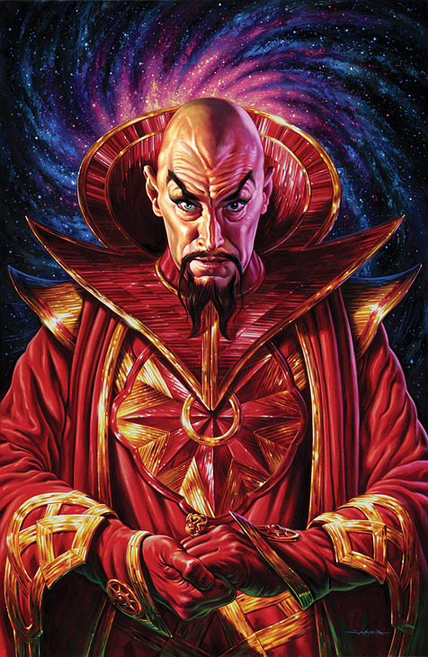 The Hand of Ming by Jason Edmiston