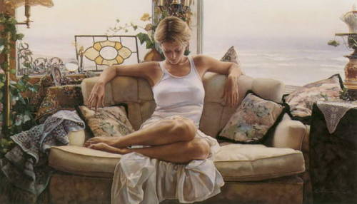 The art of Steve Hanks