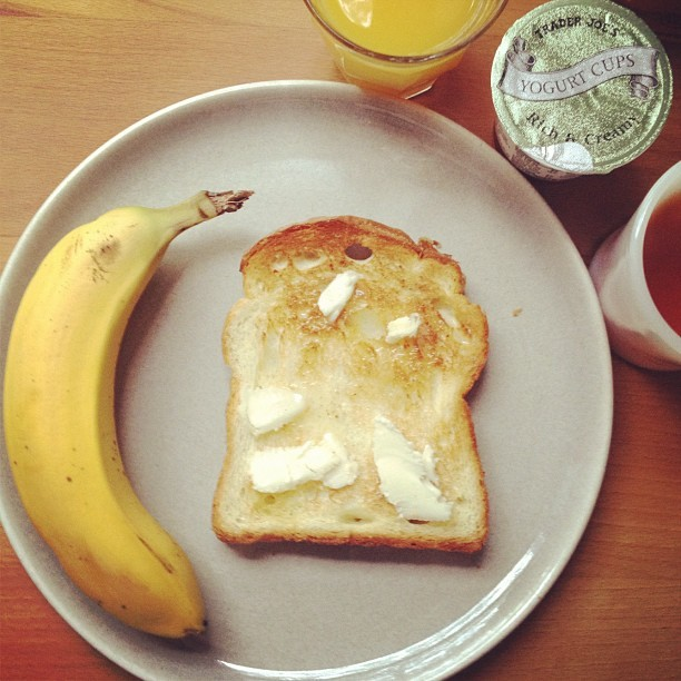 #breakfast Apr.19,2012 (Taken with instagram)