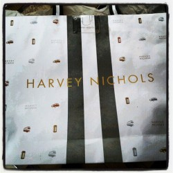 The new limited edition 2012 carriers from @Harvey_Nichols (Taken with instagram)