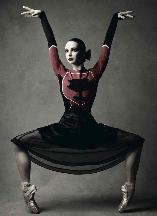 teatrodelamaestranza:  Our protagonist of the day: Diana Vishneva.