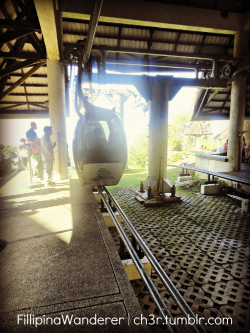 Cable Car - Tagaytay Highlands