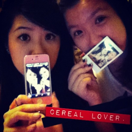 Lover girl impromtu visit <3  (Taken with instagram)