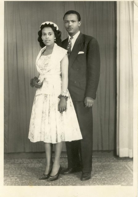 mydahab:Eritrean couple, 1964.