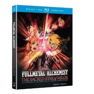 Fullmetal Alchemist: The Sacred Star of Milos is out next week along with Fullmetal Alchemist: Brotherhood Collection 1.   Have you placed your pre-orders yet? Check out our full release schedule on our website at www.funimation.com to see what's coming soon to Blu-ray and DVD. Don't forget to take advantage of our Amazon sale!  You've only got until Apr. 23rd to take advantage of these awesome savings.