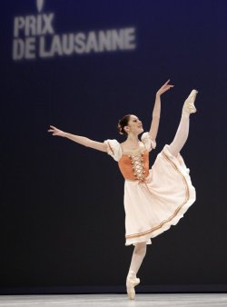 uncharted113:  Hannah Bettes, Prix de Lausanne