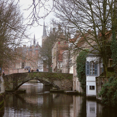 ysvoice:  | ♕ |  One afternoon in Bruges  | by © .M a r t @ | via allthingseurope