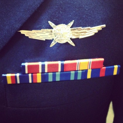 I'm officially a Cyberspace Officer! (Taken with instagram)