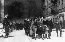Warsaw Ghetto Uprising (1943).