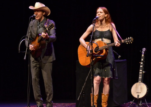 Gillian Welch Hits The Road If you missed Gillian Welch the last time around, here's a chance to see her perform songs from 2011′s much-talked-about album The Harrow and The Harvest. Welch has announced a two-week U.S. Spring tour with partner David Rawlings. Presales for San Diego, Tucson, Flaggstaff, Santa Fe, Dallas and Germantown, TN start today — head over to Gillian Welch.com for more purchase info. Check out the tour dates here.
