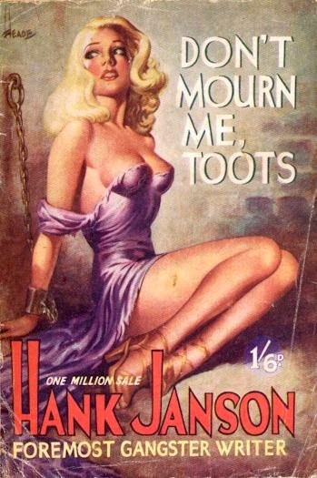 Surely publishing peaked with the 50s pulp novel