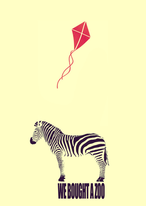 We Bought a Zoo - Minimalist poster # 1