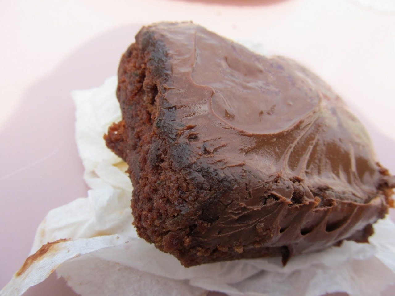 """Chocolate fudge brownie, from the Topeka Farmer's Market last summer."" Photo by Stefan B. Help Stefan win Womply's Favorite Eats Photo Contest by clicking the photo and hitting ""Like""! To learn more about the contest, click here."