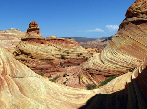 Welcome to Grand Staircase Escalante-National Monument, one of the most beautiful places on Earth. The vast landscapes offers visitors a variety of recreational opportunities for a wide range of users. From the solitude of lonesome canyons to the excitement of winding rugged backways, the Monument is truely a treasure.Photo: Chris Trout - Bureau of Land Management