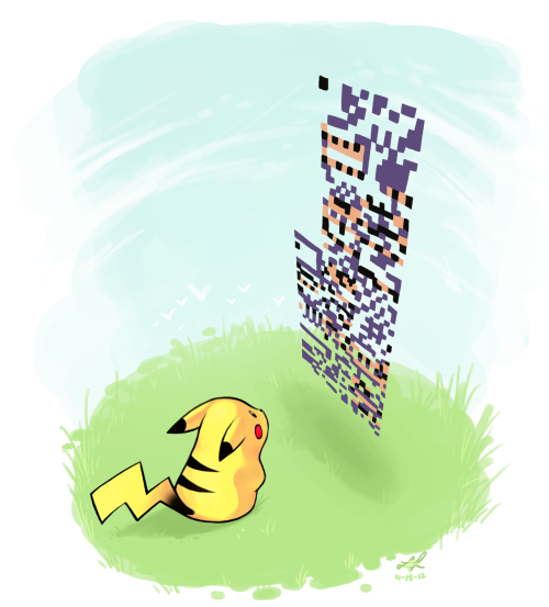 dotcore:  MissingNo.by Rock Bomber.