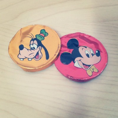 #Chocolate #Disney #Cartoon  (Tomada con instagram)