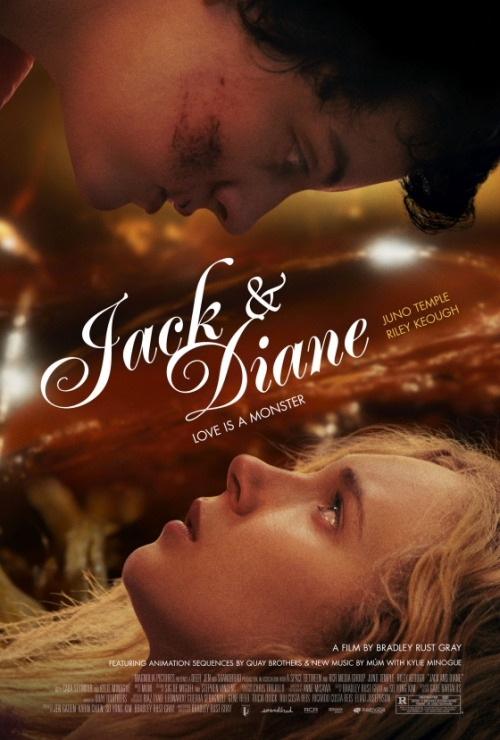 The official Jack & Diane poster! (via Vulture)