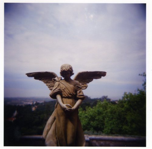 amodernnomad1:  Photo by: Michael of A Modern Nomad   Angel in Portugal…