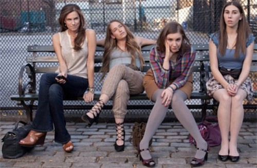 hellogiggles:  Girl Talk: THE 'GIRLS' BACKLASH ADDRESSES NOTHING NEW TO HOLLYWOOD, BUT IT SURE WAS QUICK TO HATE ON WOMEN by Julia Gazdag